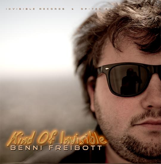 Benni Freibott - Cover